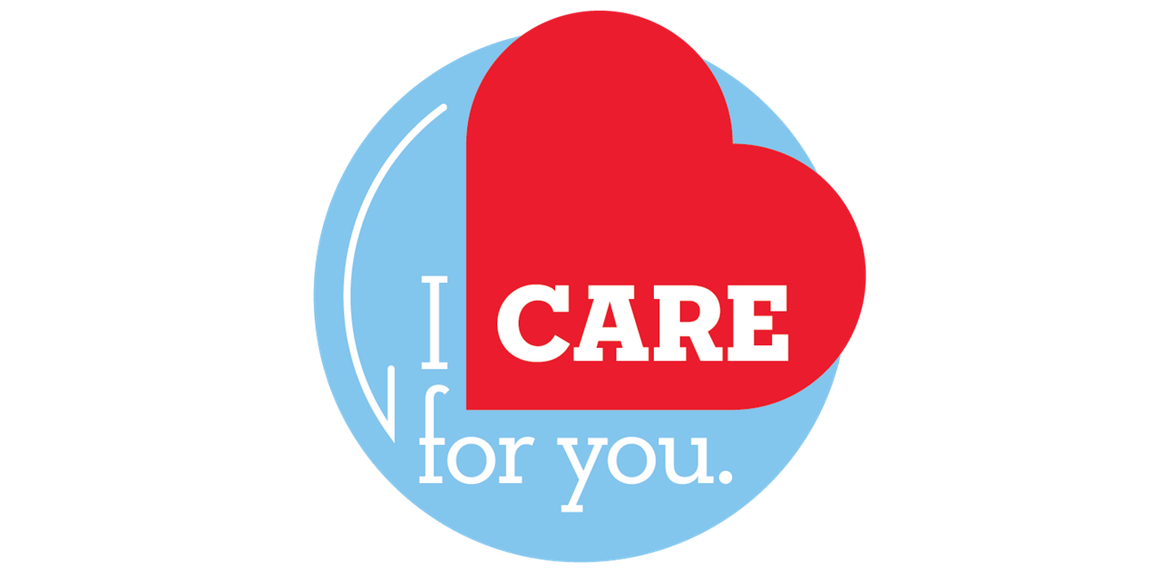 I Care for You: Holistic and Trauma-informed response training for Staff, Faculty and Student Leaders Event Logo
