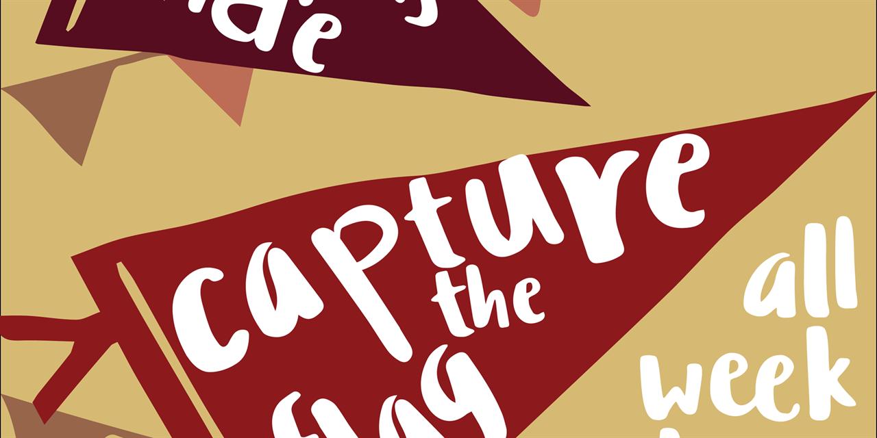Homecoming 2020: Capture the Flag (Team Gold) Event Logo
