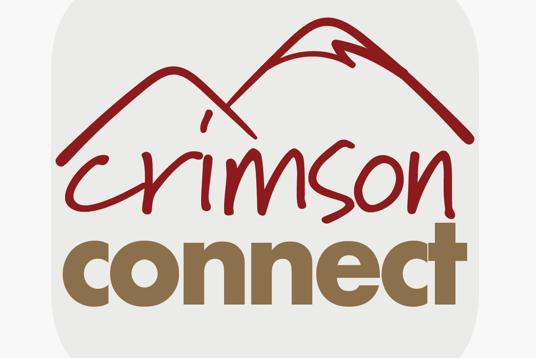 Crimson Connect Logo