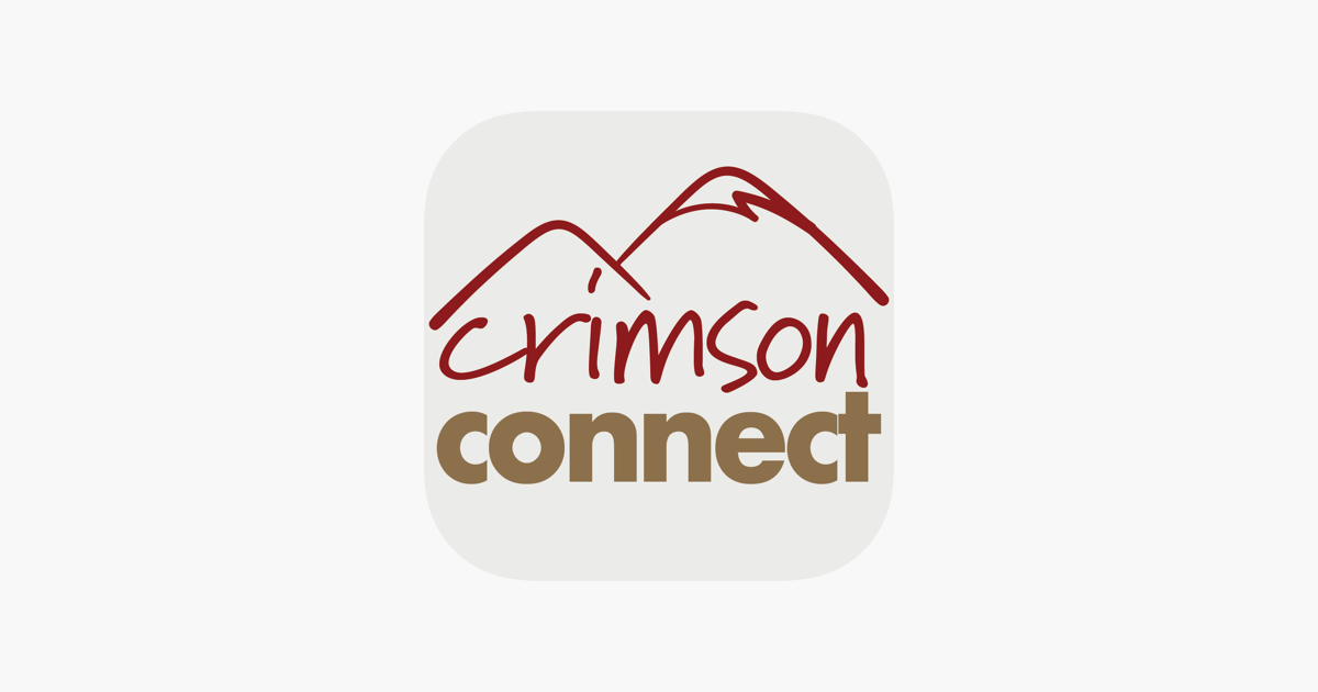 DU Crimson Connect Logo