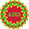 Alpha Pi Omega Sorority Inc.'s logo