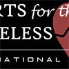 Hearts for the Homeless Durham's logo