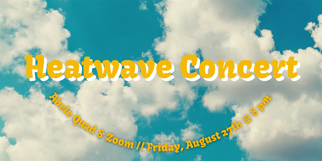 Heatwave Concert Event Logo
