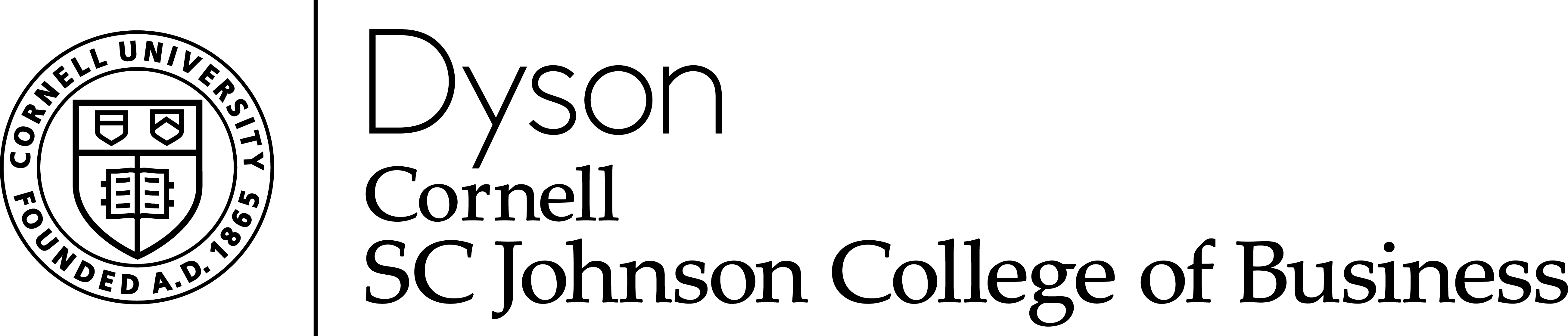 DYSON, Cornell SC Johnson College of Business