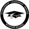 Mortar Board Senior Honor Society's logo