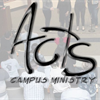 ACTS Campus Ministry's logo