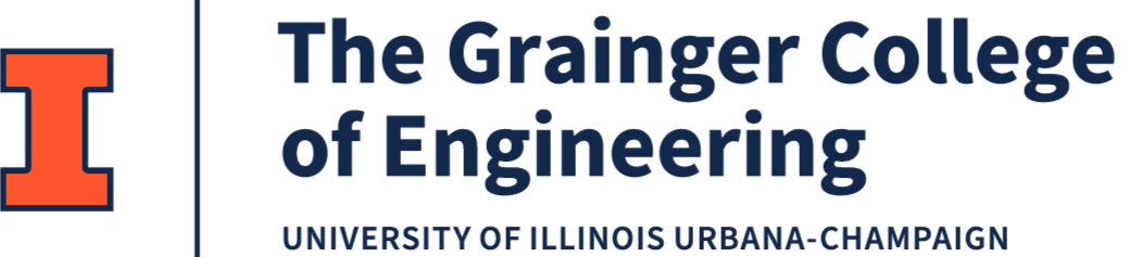 The Grainger College of Engineering Logo Image.