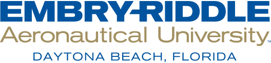 Embry-Riddle Aeronautical University, Daytona Beach Website Logo