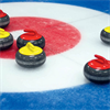 Riddle Olympic Curling Society's logo