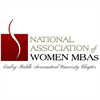 National Association of Women MBA 's logo