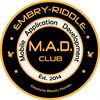 Mobile Application Development (M.A.D.) Club's logo
