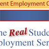 Student Employment Office's logo