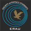 Society of Physics Students Club's logo