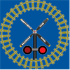 Embry-Riddle Model Railroad Club's logo
