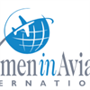 Women in Aviation 's logo