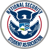 National Security Student Association's logo