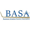 Business Aviation Student Association's logo