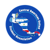 Central Americans United Student Association's logo