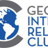 Georgetown International Relations Club's logo