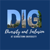 Diversity and Inclusion @ Georgetown's logo