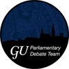 Georgetown Parliamentary Debate Team 's logo