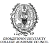 College Academic Council's logo