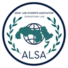 Arab Law Students Association's logo