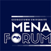 Georgetown Middle East and North Africa Forum (MENA)'s logo