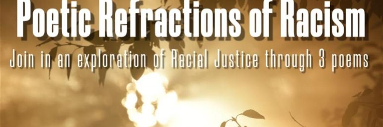 Poetic Refractions of Racism