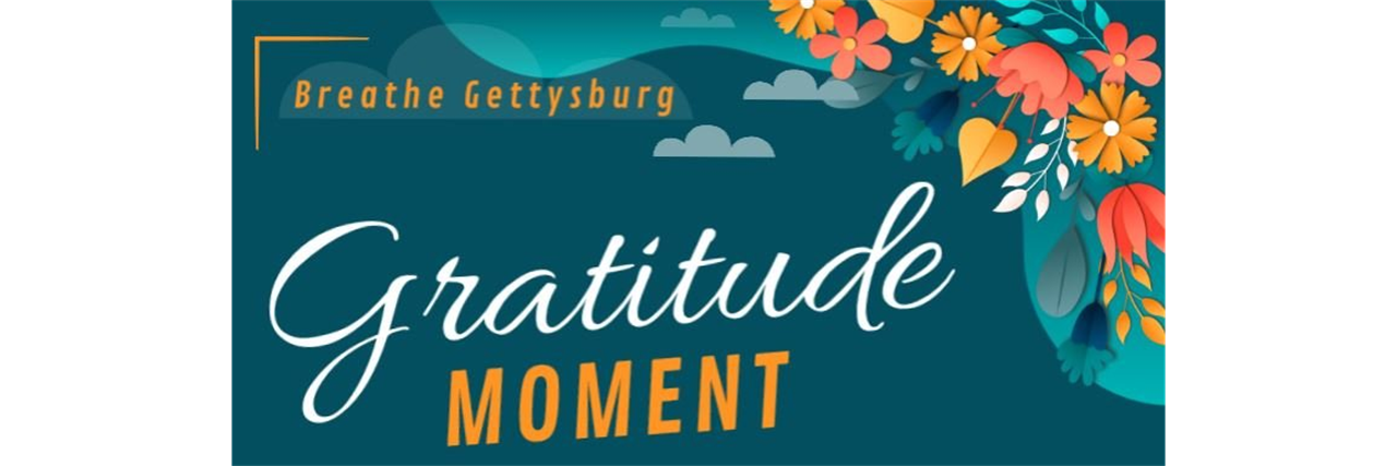 Gratitude Moment