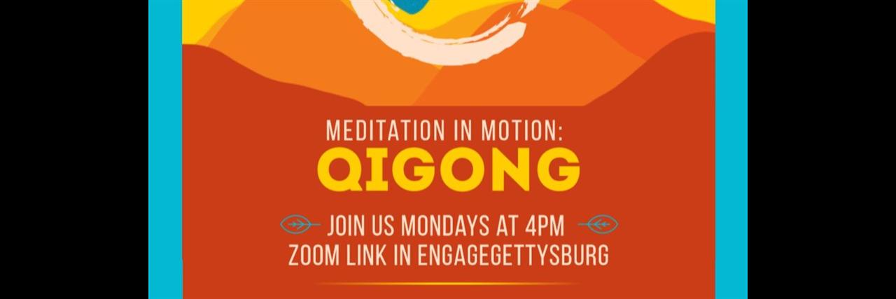 Meditation in Motion: Qigong