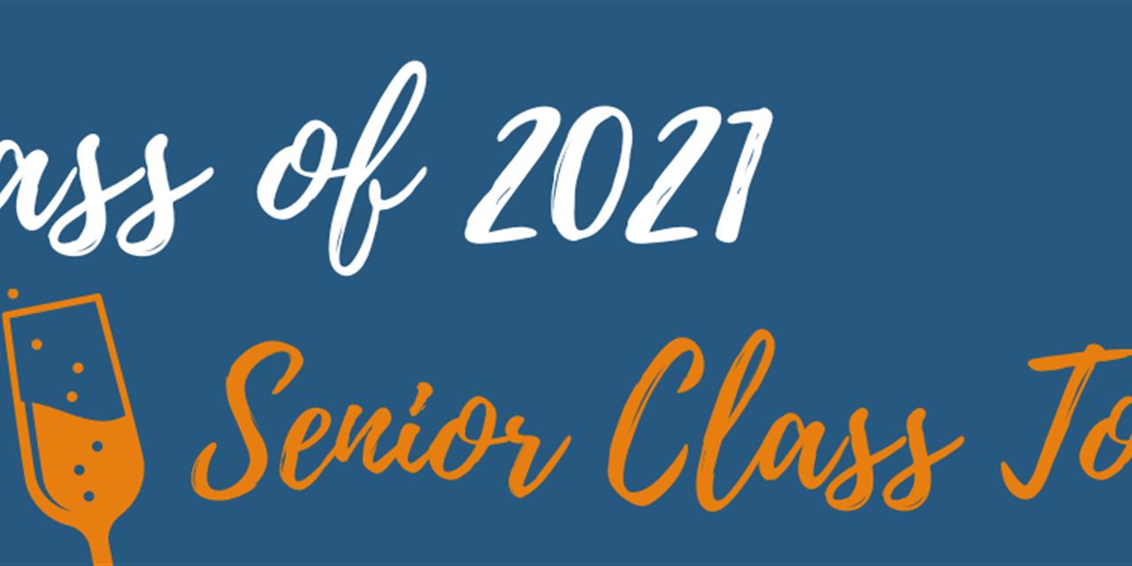 Senior Toast Event Logo