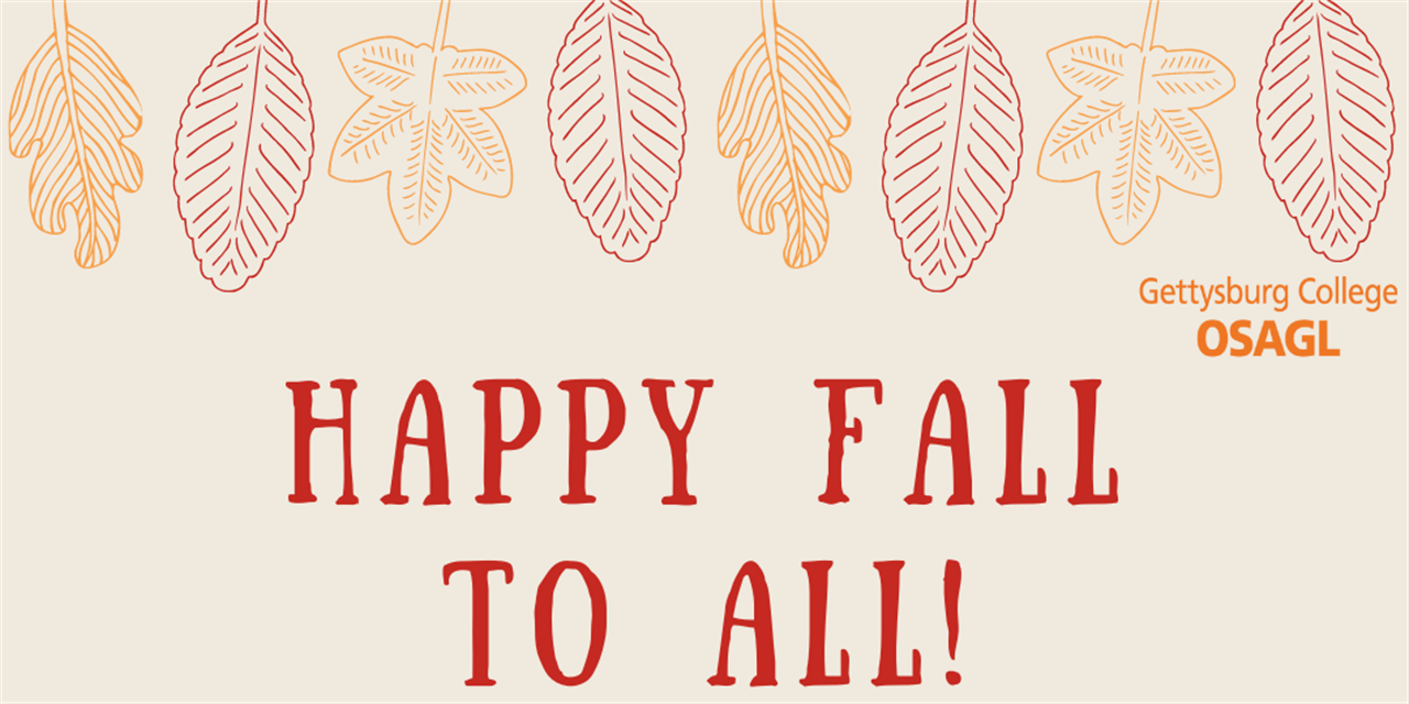Happy Fall to All Event Logo
