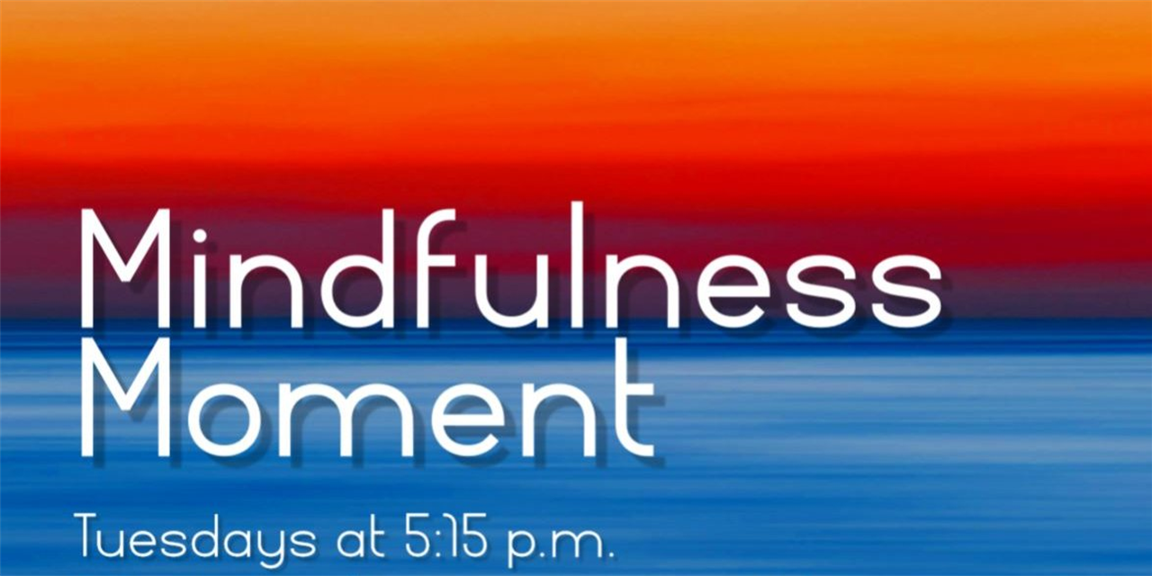 Mindfulness Moment Event Logo