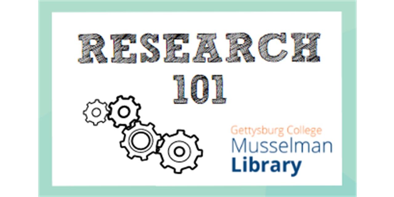 Research 101: Search Like a Pro Event Logo