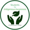 Students for Indigenous Awareness Group Logo