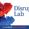 Disruption Lab's logo