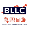 Business Living Learning Community's logo