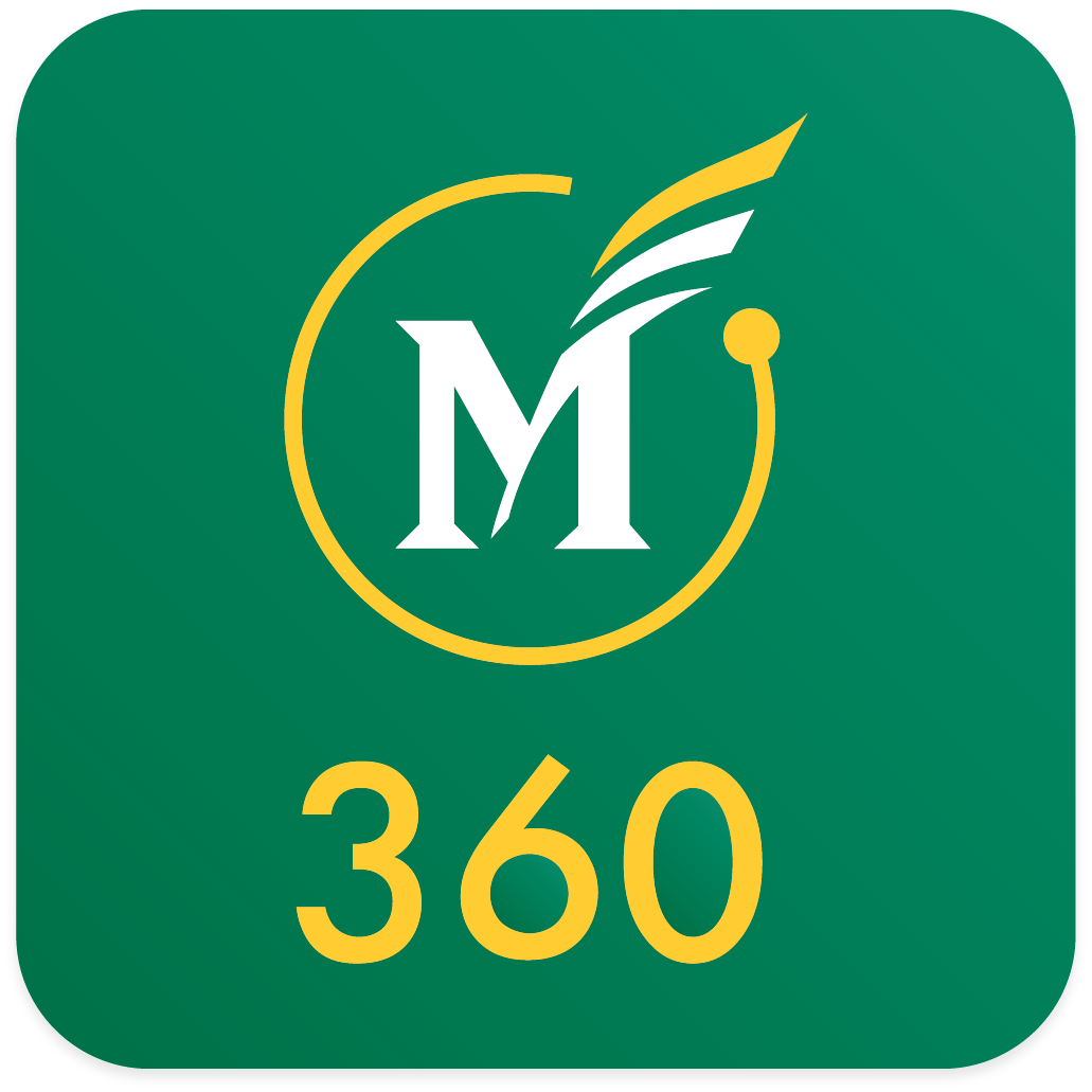 George Mason University Logo Image.