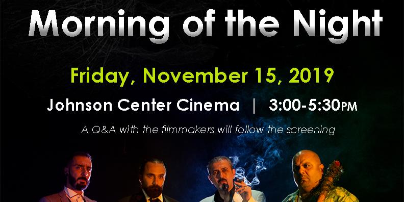 Morning of the Night Movie Screening Event Logo
