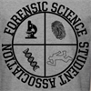 Forensic Science Student Association's logo