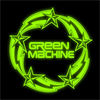 Green Machine's logo