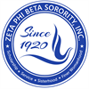 Zeta Phi Beta Sorority, Incorporated's logo