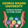 Graduate Students for Public Health's logo