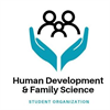 Human Development and Family Science Student Organization's logo
