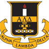 Alpha Lambda Delta Honor Society's logo