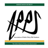 Association of Public Policy PhD Students's logo