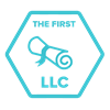 The First LLC's logo