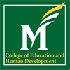 College of Education and Human Development's logo
