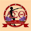 Delta Sigma Theta Sorority, Incorportated's logo